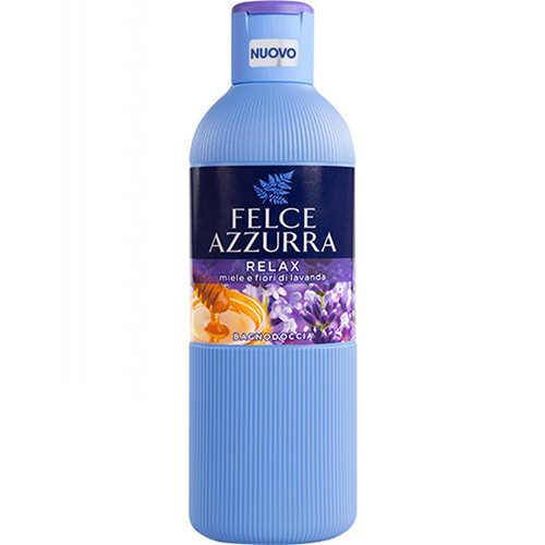 FELCE AZZURA BATH 650ml miele n' levanda