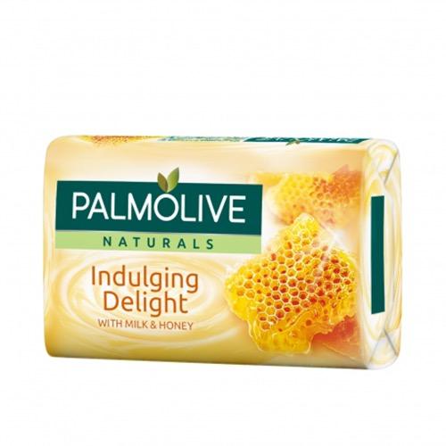 PALMOLIVE σαπ. 90gr (ΕΛ) milk n' honey