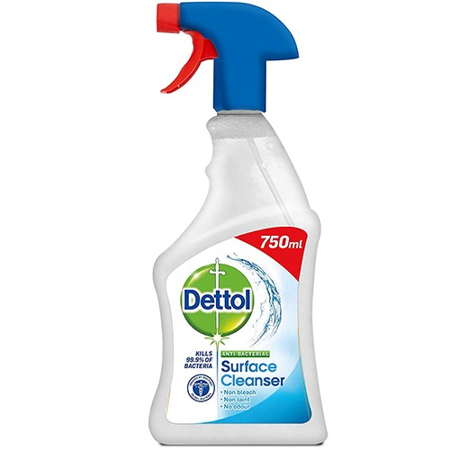 DETTOL spray surface 750ml