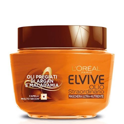 ELVIVE μάσκα μαλλιών 300ml olio