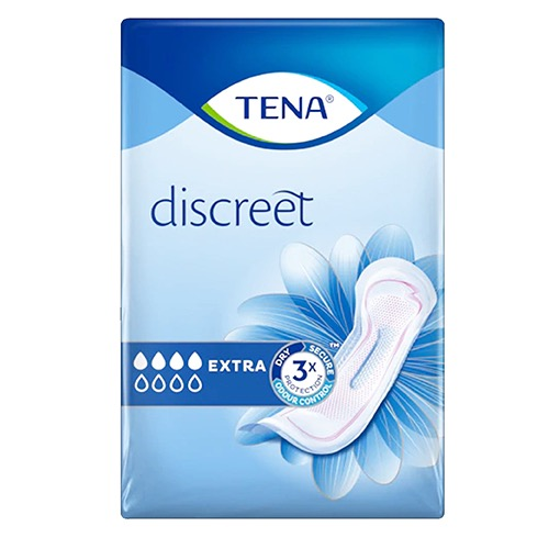 TENA DISCREET EXTRA 20τεμ (ΕΛ)
