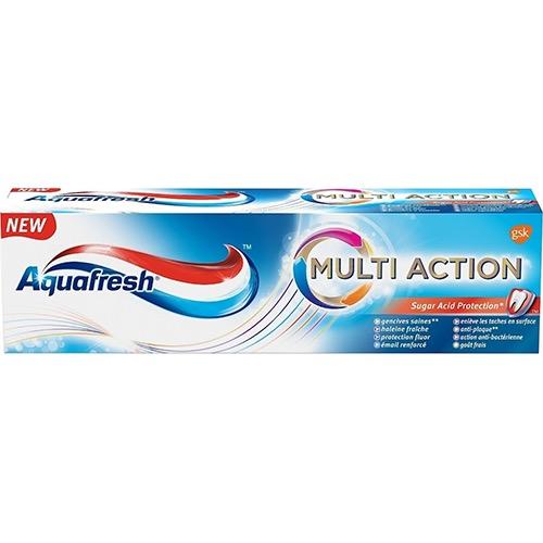 AQUA Fresh οδοντ multi action 75ml (ΕΛ) classic