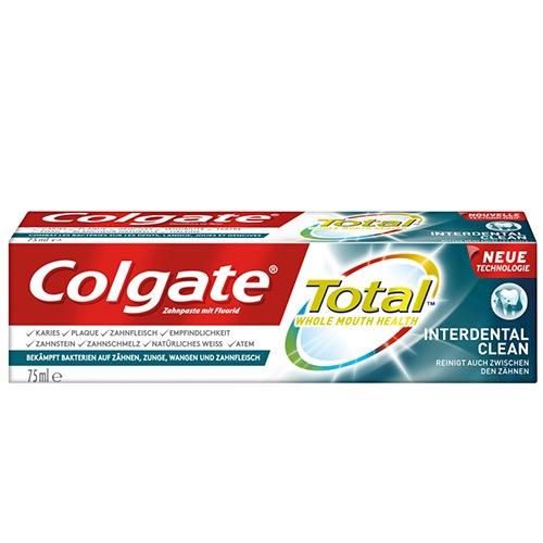 COLGATE οδοντ. total 75ml interdental clean