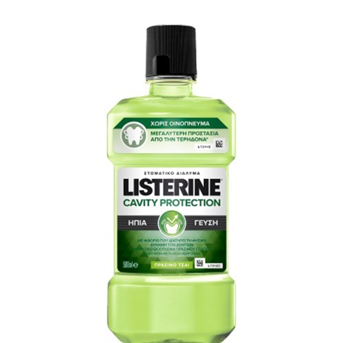 LISTERINE 250ml cavity protection