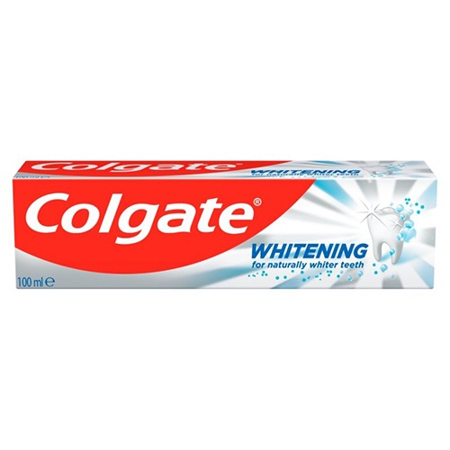 COLGATE οδοντ. whitening 100ml (ΕΛ)