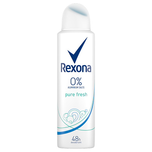 REXONA deo spr 150ml women pure fresh