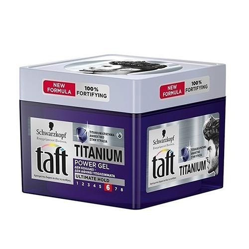 TAFT gel 250ml titan