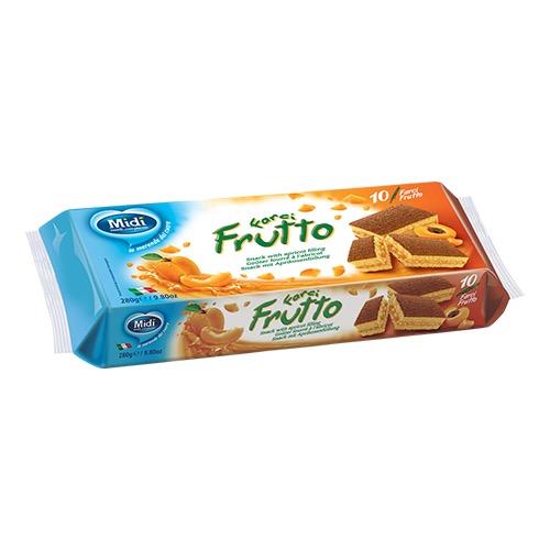 MIDI cake 280gr 10τεμ (ΕΛ) frutto