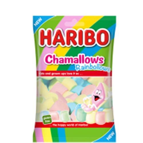 HARIBO 175gr chamallows rainbow