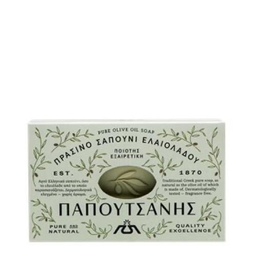 ΠΑΠΟΥΤΣΑΝΗΣ ΣΑΠΟΥΝΙ ΠΡΑΣΙΝΟ ΑΓΝΟ 250γρ (ΕΛ)