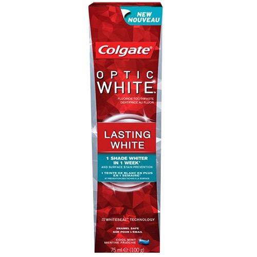 COLGATE οδοντ. optic lasting white 75ml