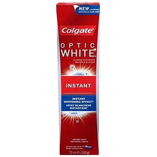 COLGATE οδοντ. optic instant white 75ml
