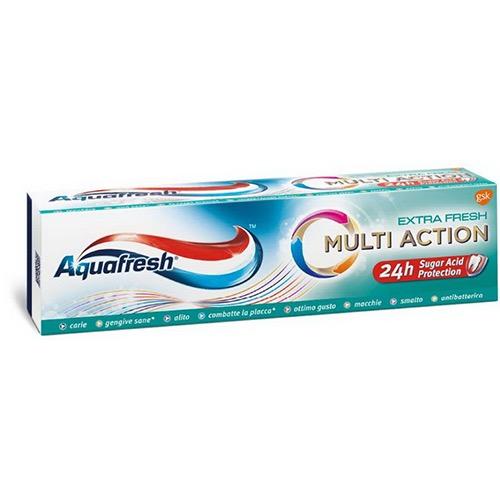 AQUA Fresh οδοντ multi action 75ml (ΕΛ)extra fresh