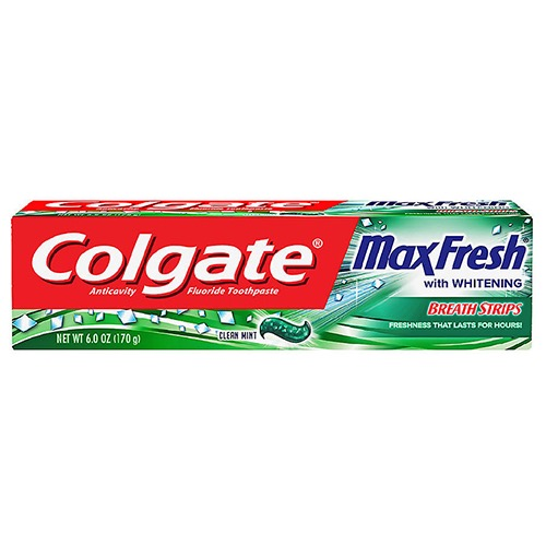 COLGATE οδοντ. max fresh 100ml clean mint