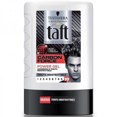 TAFT Megagel 300ml carbon force No10