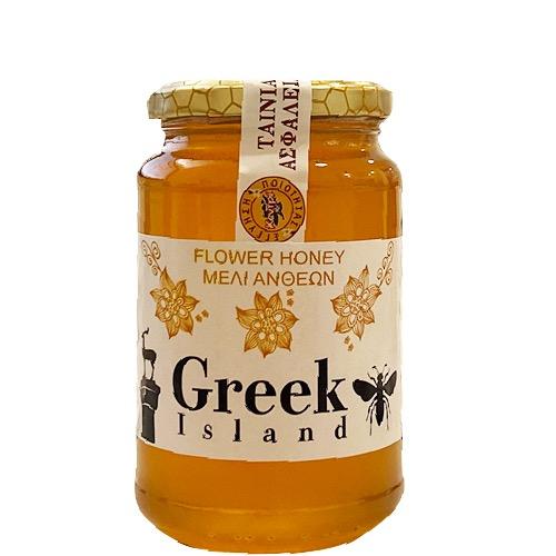 ΜΕΛΙ GREEK ISLAND 450gr Ε.Ε