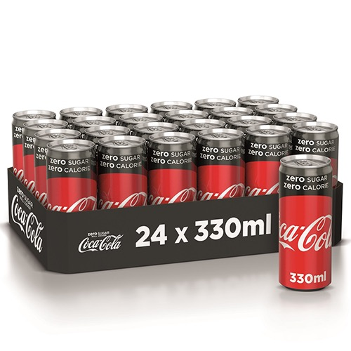 COCA COLA ΕΙΣΑΓΩΓΗΣ 12X330ml ZERO