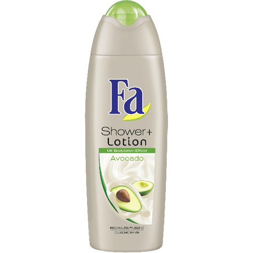 FA bath 250ml avocado