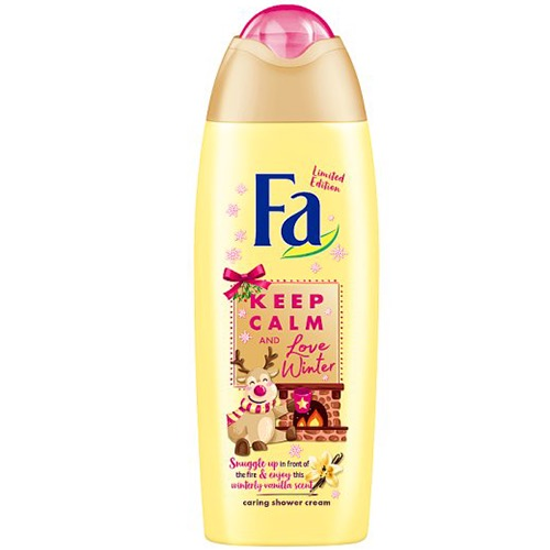 FA bath 250ml vanilla