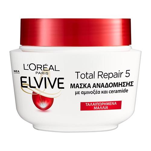 ELVIVE μάσκα μαλλιών 300ml (ΕΛ) ολική αναδόμηση