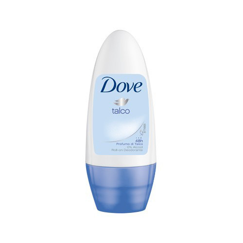 DOVE deo roll on 50ml talco