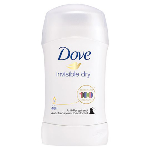 DOVE deo stick 40ml invisible dry