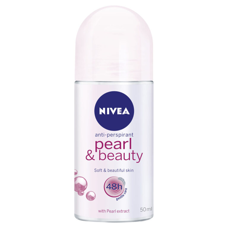 NIVEA roll on 50ml women pearl&beauty 48h