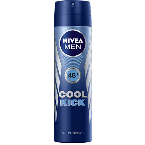 NIVEA spray 150ml men cool kick 48h