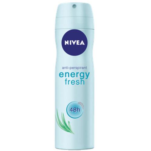 NIVEA spray 150ml women energy fresh 48h