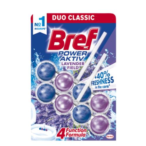 BREF POWER ACTIVE 2X50ml lavender