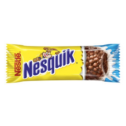 NESQUIK μπάρα δημητριακών 25γρ