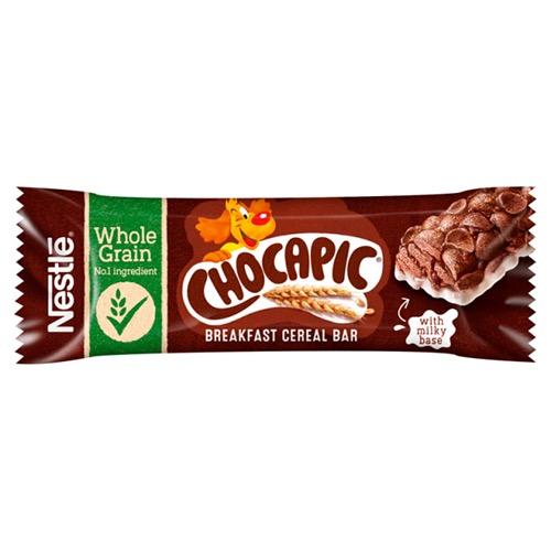 NESTLE CHOCAPIC μπάρα δημητριακών 25γρ