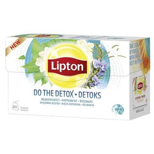 LIPTON 20φακ do the detox