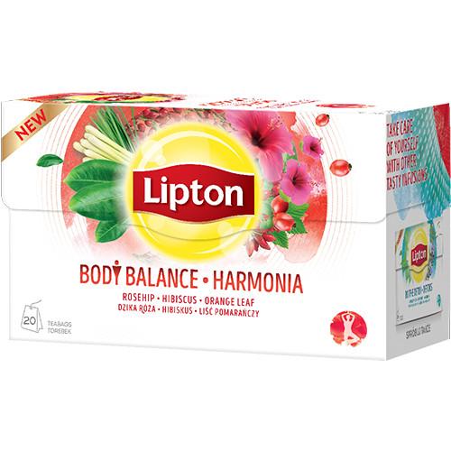 LIPTON 20φακ body balance