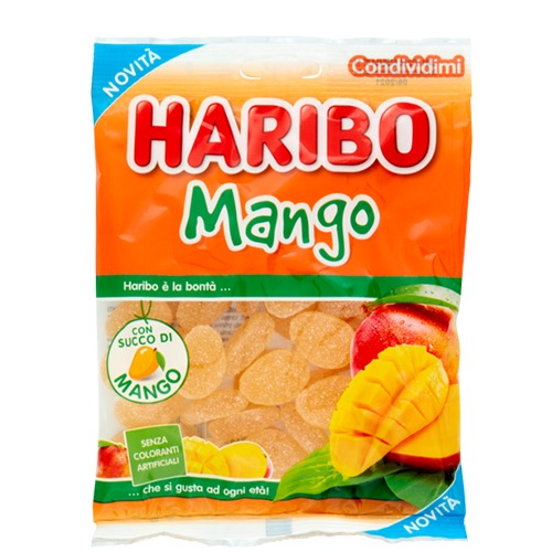 HARIBO 175gr mango