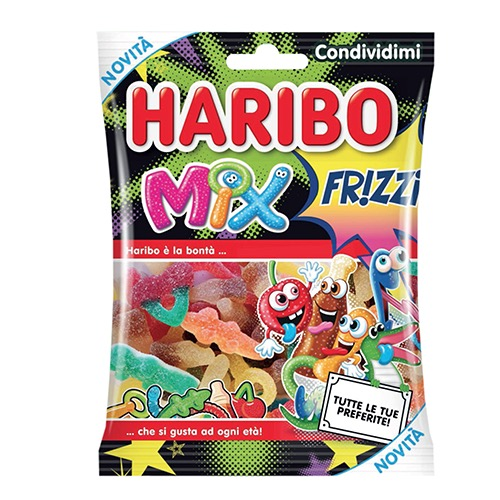 HARIBO 175gr frizzi mix