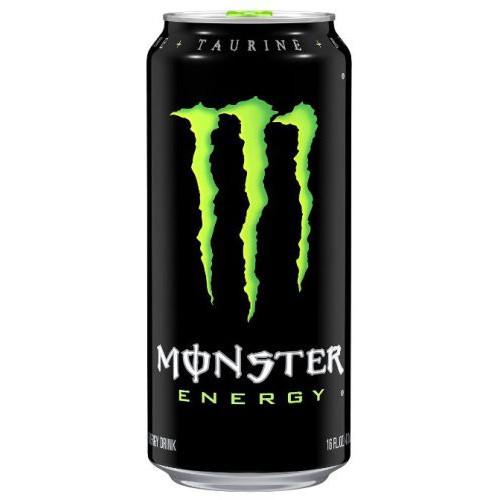 MONSTER 500ml (ΕΛ) energy πράσινο