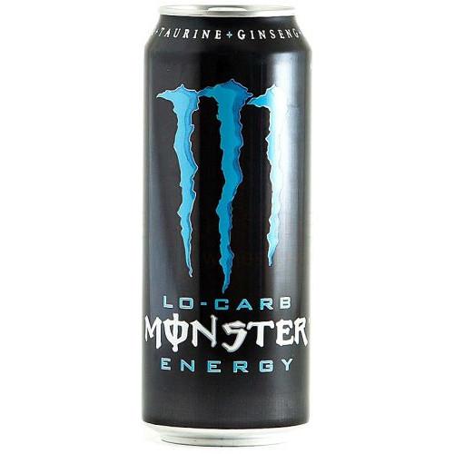 MONSTER 500ml (ΕΛ) energy μπλε absolute zero