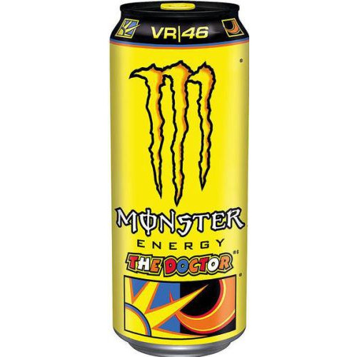 MONSTER 500ml (ΕΛ) energy the doctor