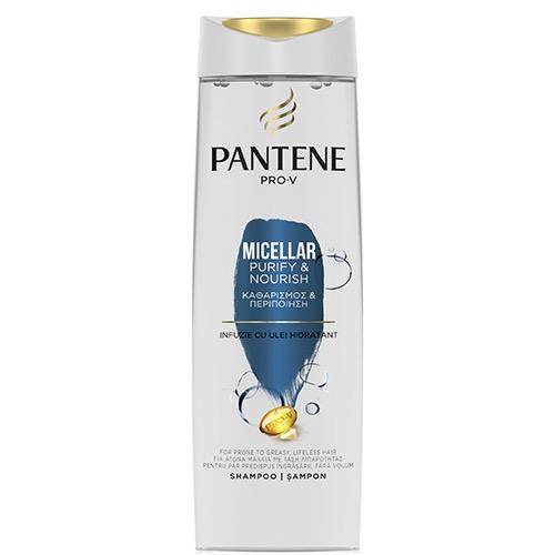 PANTENE sh. 400ml (ΕΛ) micellar