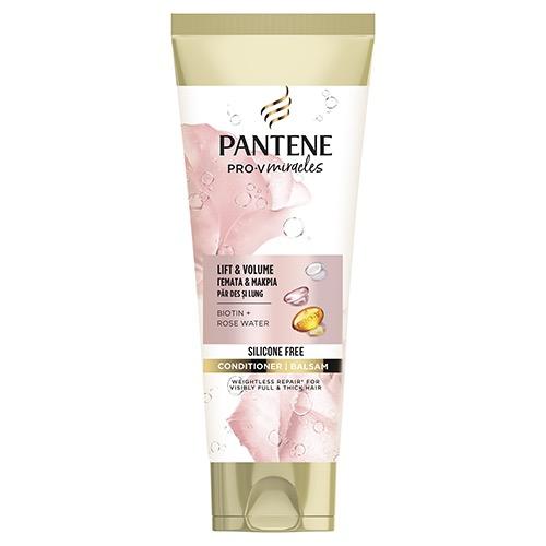 PANTENE cond. 200ml rose water (ΕΛ) lift n' volume