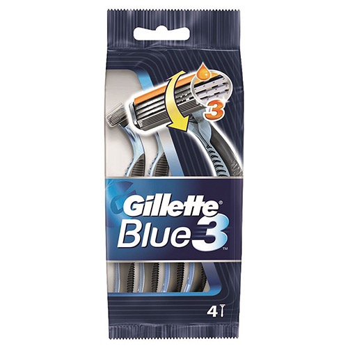 GILLETTE BLUE 3 4+2 (ΕΛ)