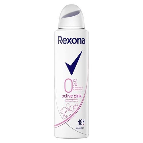REXONA deo spr 150ml women active pink 0%