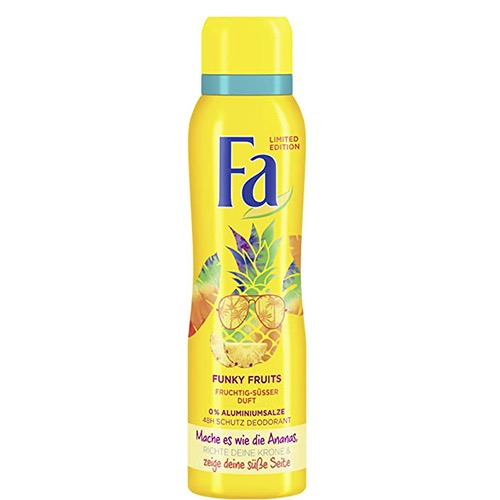 FA spray women 150ml funky feathers