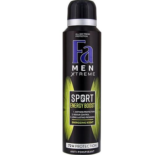 FA spray men 150ml sport energy boost