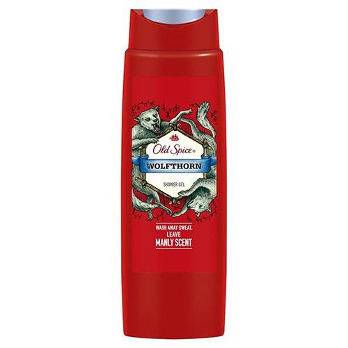 OLD SPICE shower gel 250ml wolfthorn