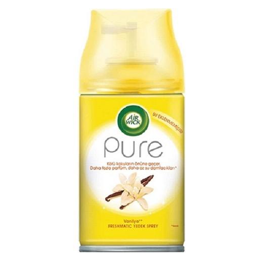 AIRWICK fr.matic ανταλ. 250ml pure vanilla
