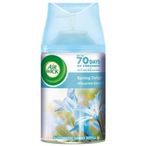 AIRWICK fr.matic ανταλ. 250ml spring delight