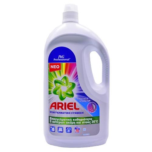 ARIEL ΥΓΡΟ 2τεμ X 70μεζ (ΕΛ) color