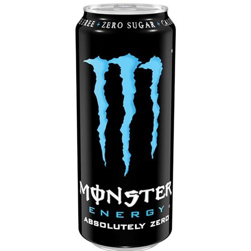 MONSTER 500ml (CY) energy μπλε absolute zero